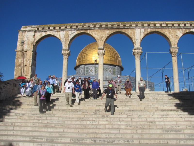 dome of rock jerusalem