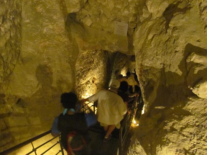 walking down warren's shaft