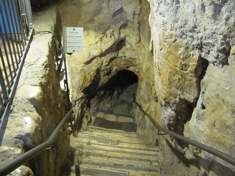 gihon spring hezekiah's tunnel