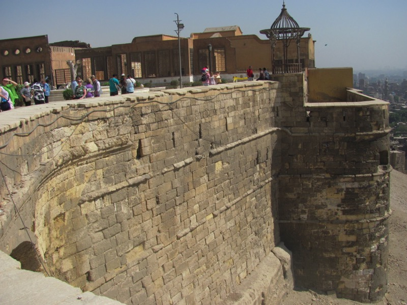 citadel cairo egypt