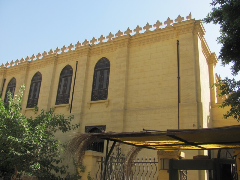 synagogue cairo egypt