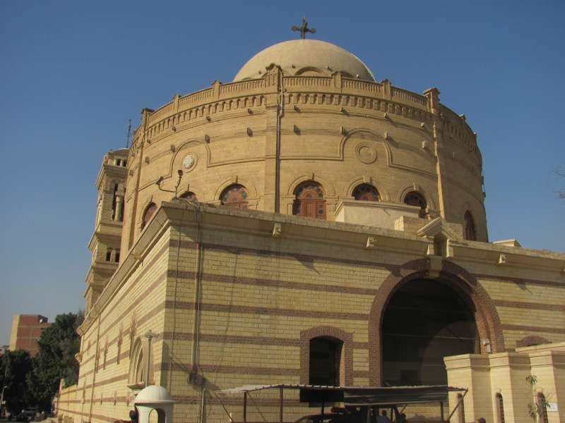 church cairo egypt