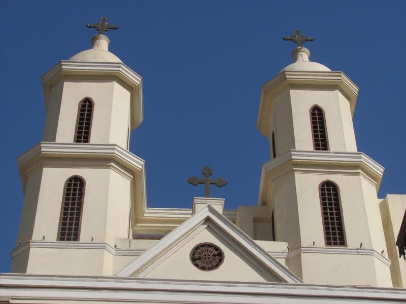 church cairo egypt
