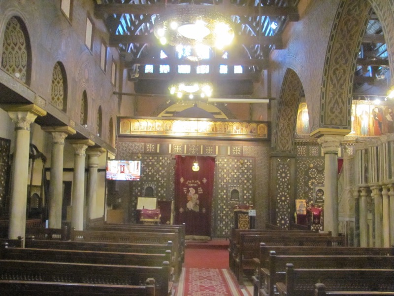 church cairo