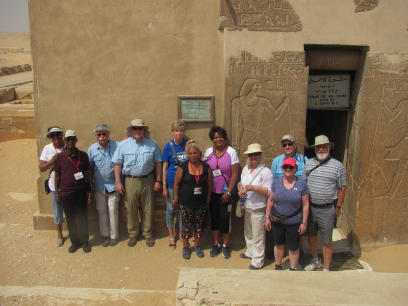 sakkara egypt temple