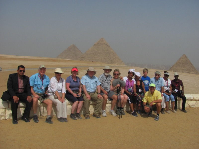 April, 2016 Israel-Egypt Tour, Day 12