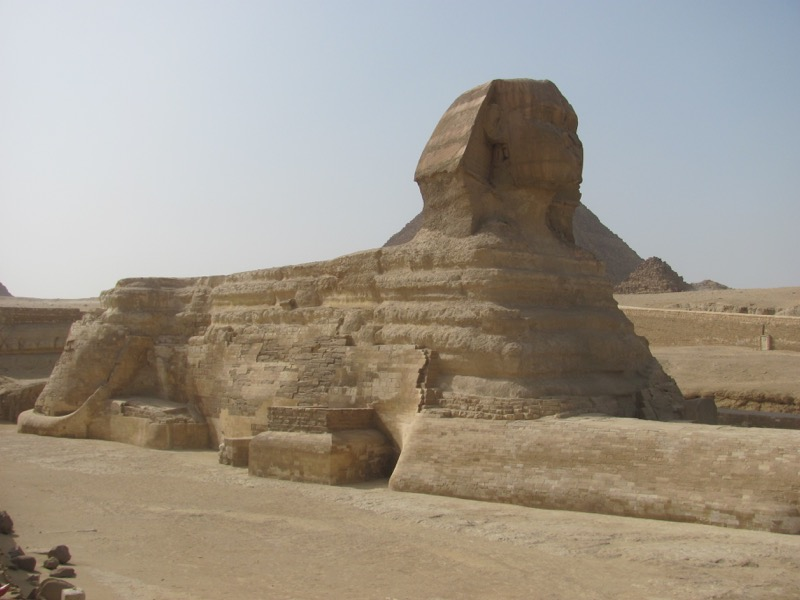great sphinx cairo