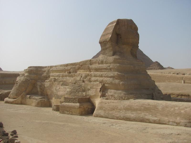 great sphinx cairo