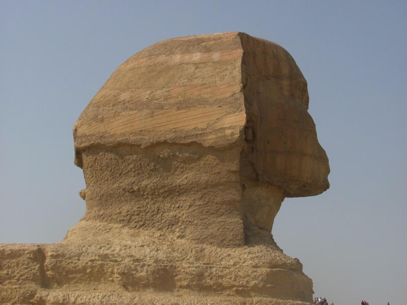 great sphinx giza cairo