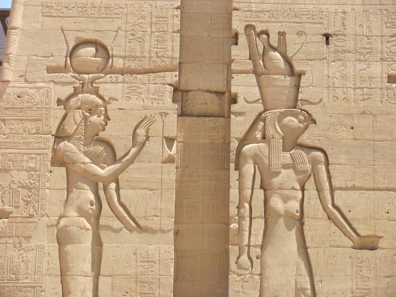 ancient temple egypt nile cruise horus
