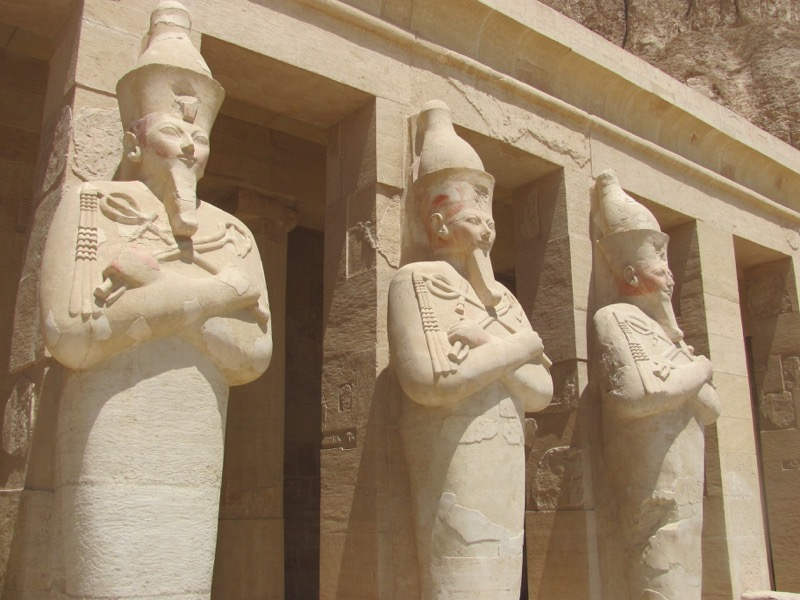 temple of hatsepsut luxor egypt
