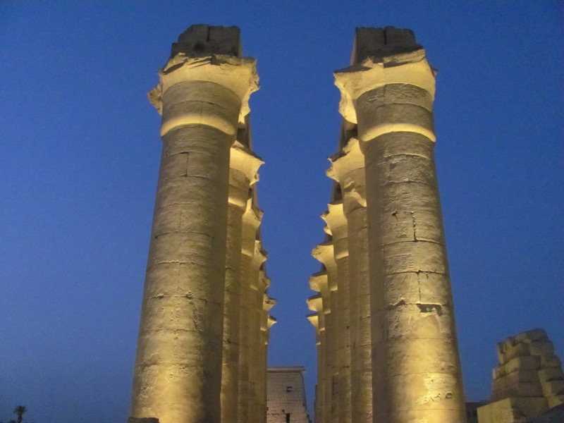 temple of luxor egypt