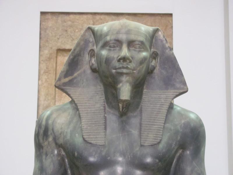 egyptian museum cairo Egypt pharaoh