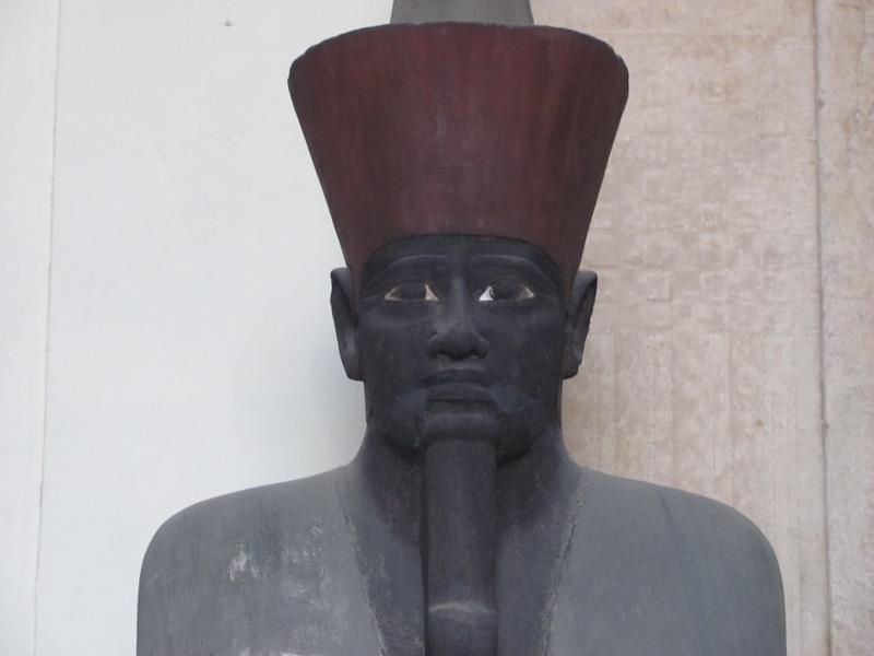 egyptian museum cairo Egypt pharaoh thutmose
