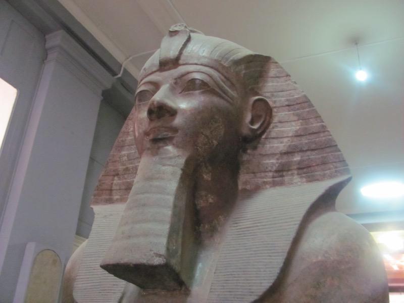 egyptian museum cairo Egypt pharaoh thutmose III