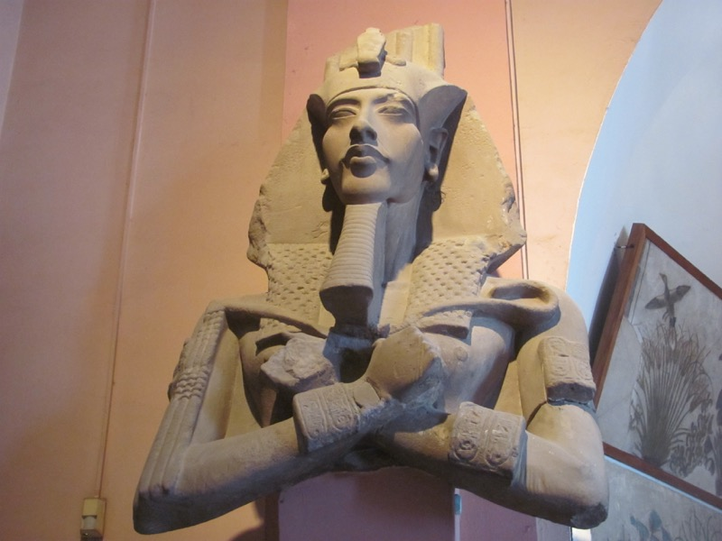 egyptian museum cairo Egypt pharaoh hatsepsut