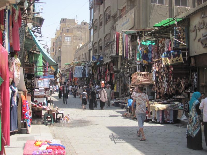 ali bazaar cairo egypt