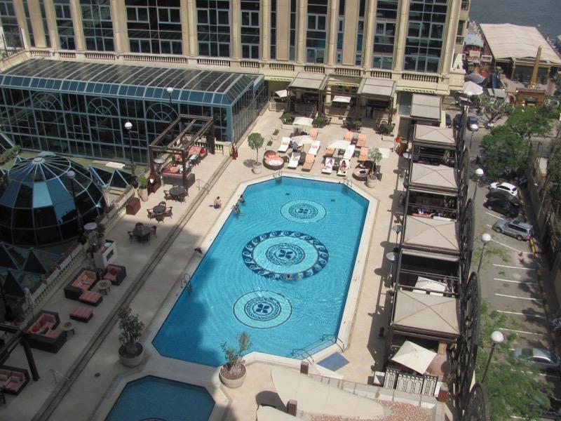 marriot hotel cairo egypt