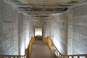 Tomb of Ramses IV (Valley of the Kings)