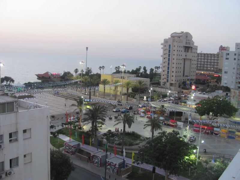 netanya israel square