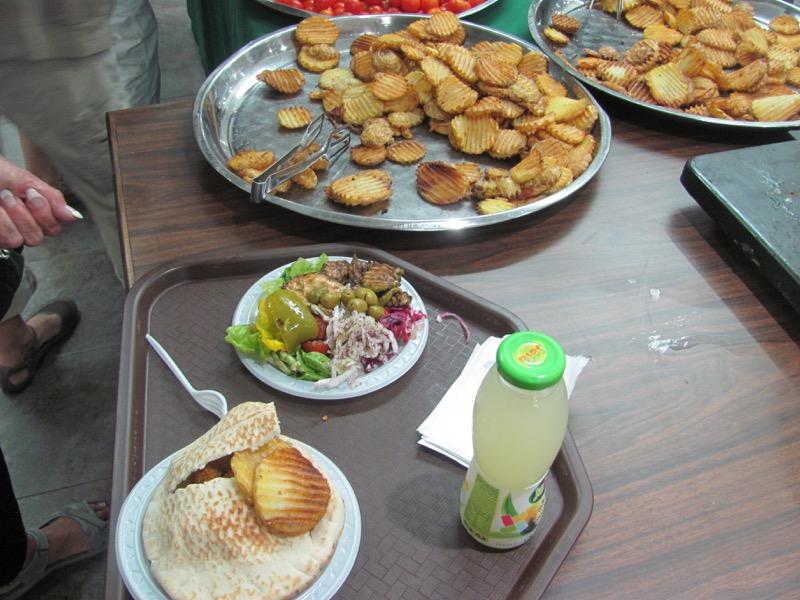 falafel druze