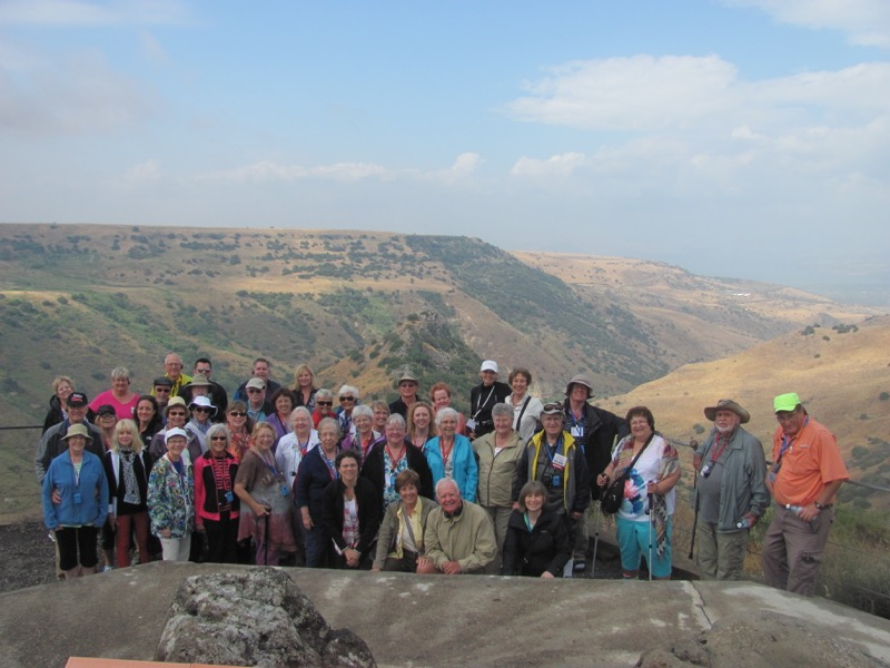 May 2016 Israel Tour – Day 4
