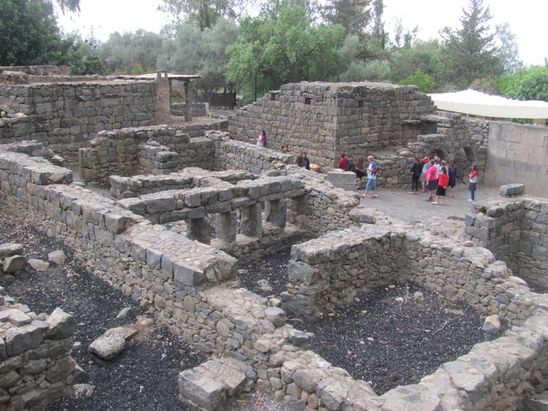 katzrin talmudic village