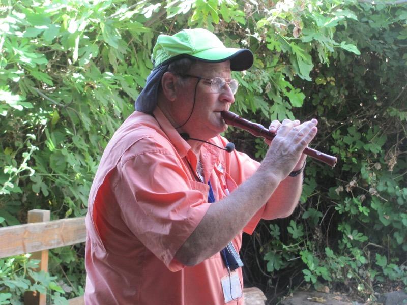 shlomo flute dan