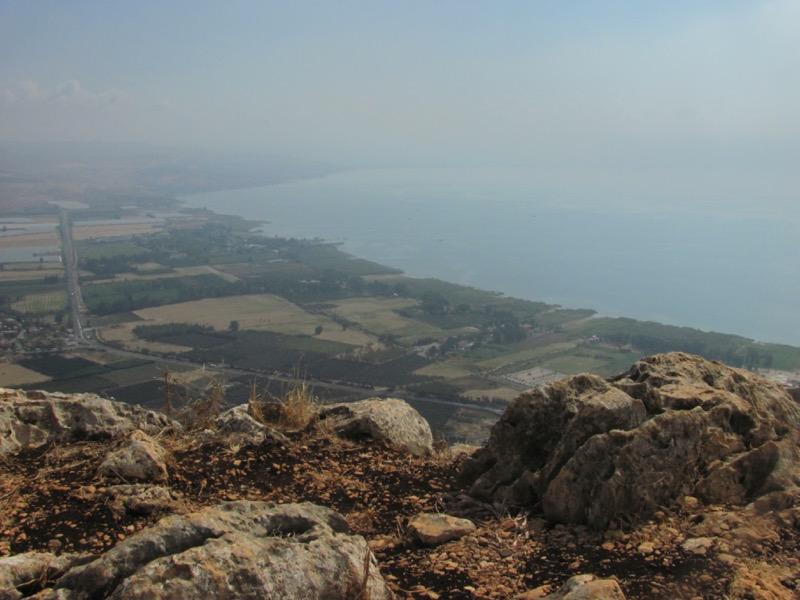 arbel israel sea of galilee