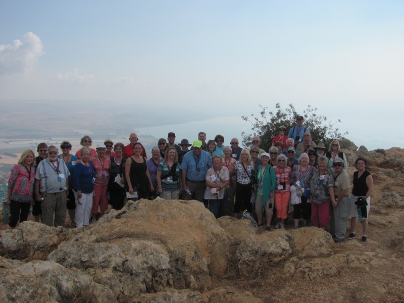 May 2016 Israel Tour – Day 5