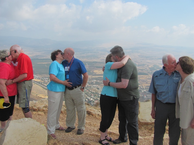 marriage renewal arbel israel