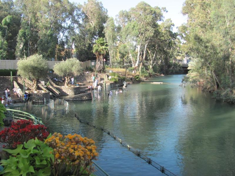 jordan valley baptism yardenit