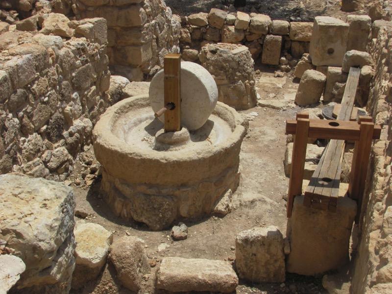 oil press shiloh