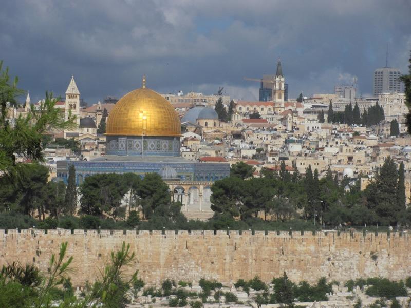 Temple Mount of Jerusalem