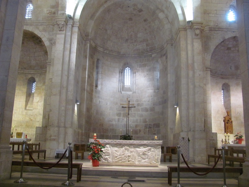 st. anne's church jerusalem