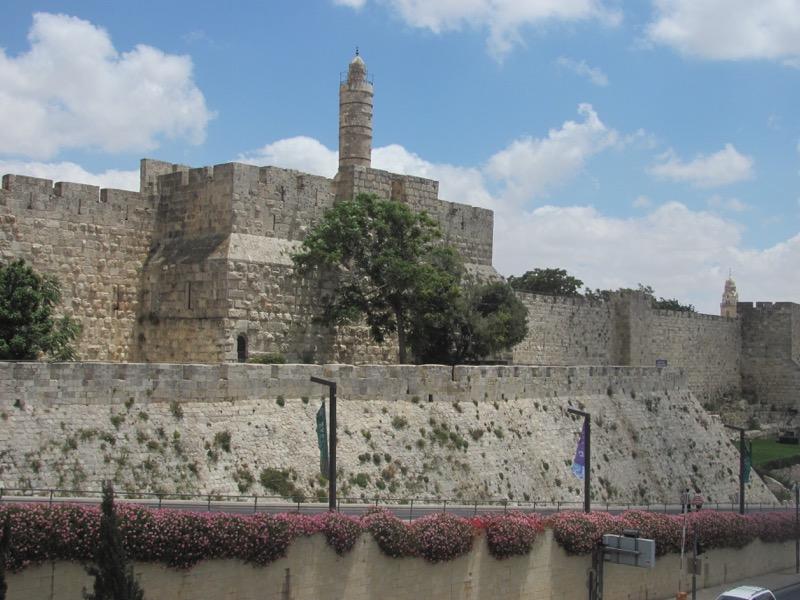 david's tower citadel jerusalem