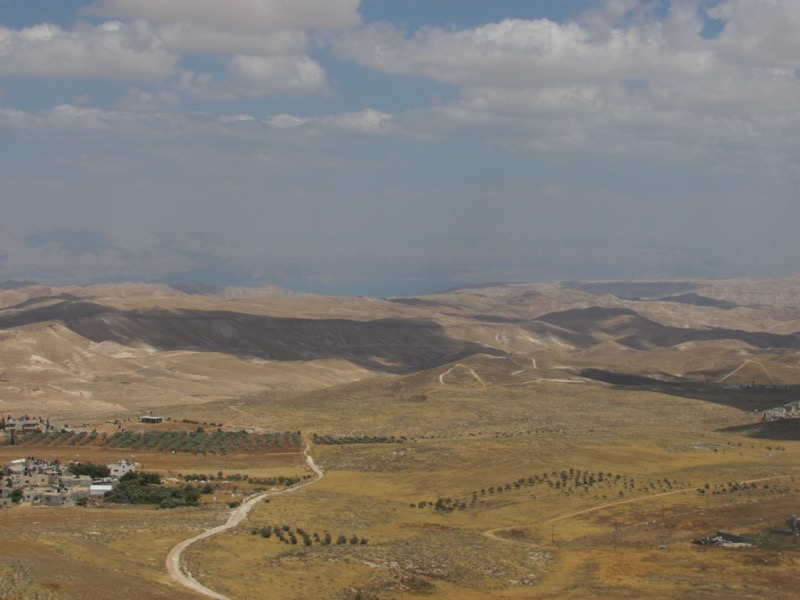 judean desert israel