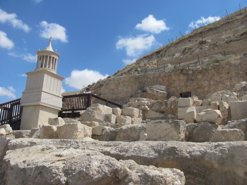 herod's tomb herodium