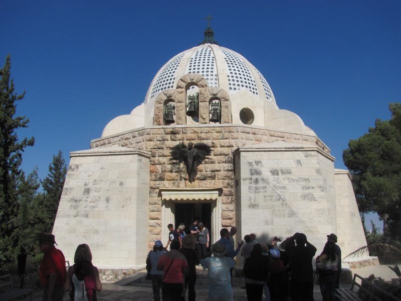 chapel of shepherds beit sahor