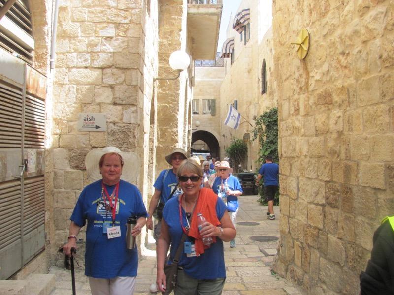 jewish quarter old city jerusalem