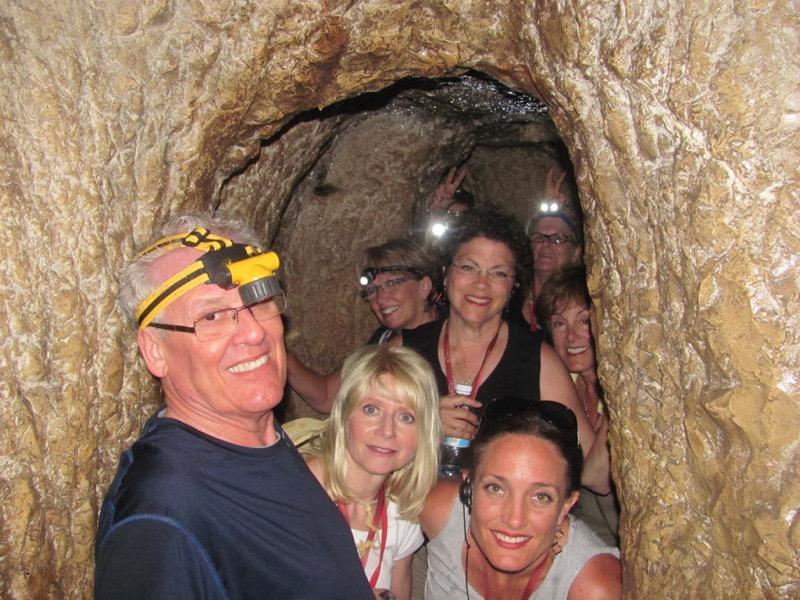 city of david hezekiah's tunnel jerusalem