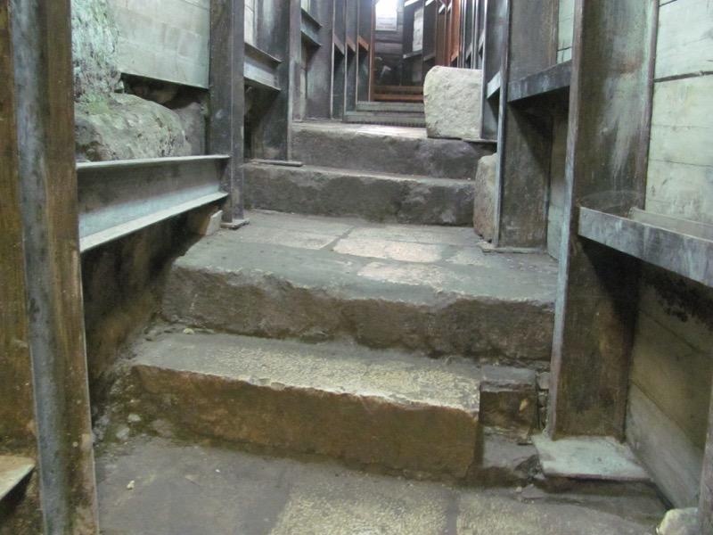herodian drainage channel jerusalem