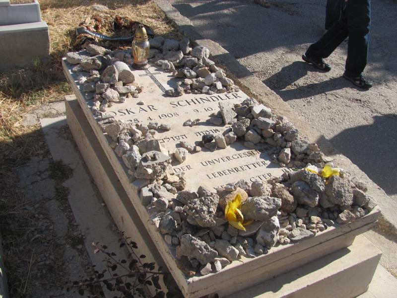 oscar-shindler-grave-jeruasalem