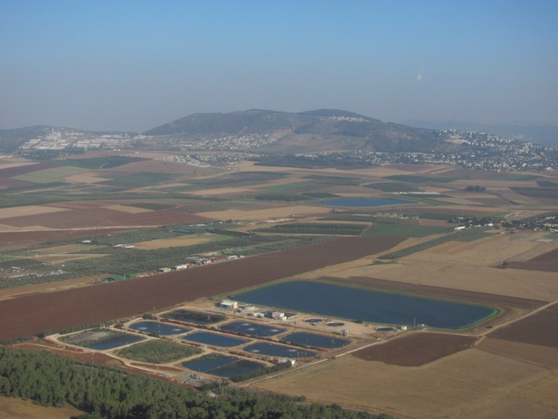 hill of moreh jezreel valley