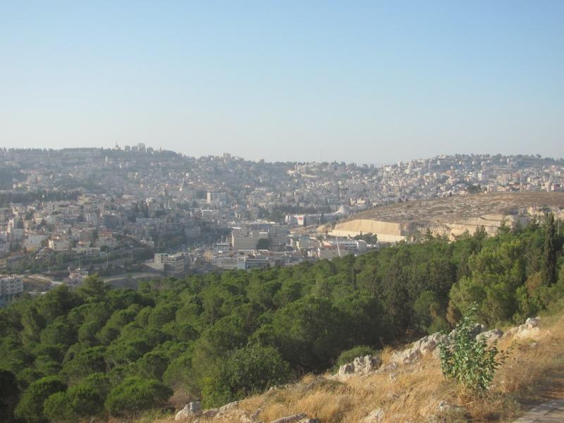nazareth ridge