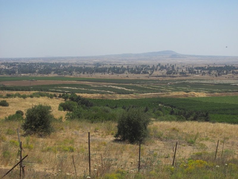 quinetra syria on israel border