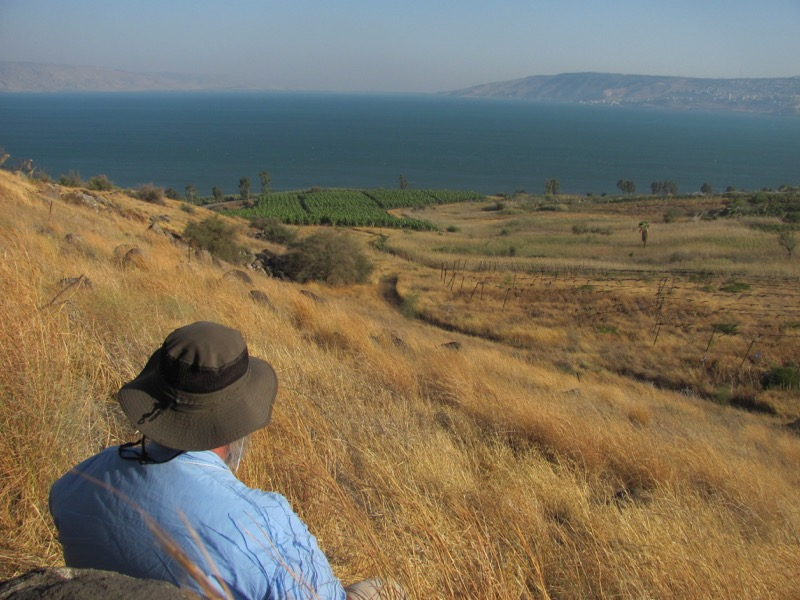mt of beatitudes sea of galilee