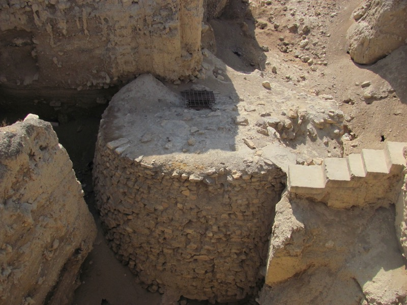 oldest tower in jericho