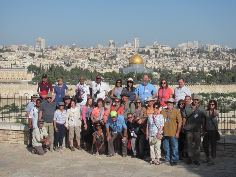 June 2016 Israel Tour – Day 7