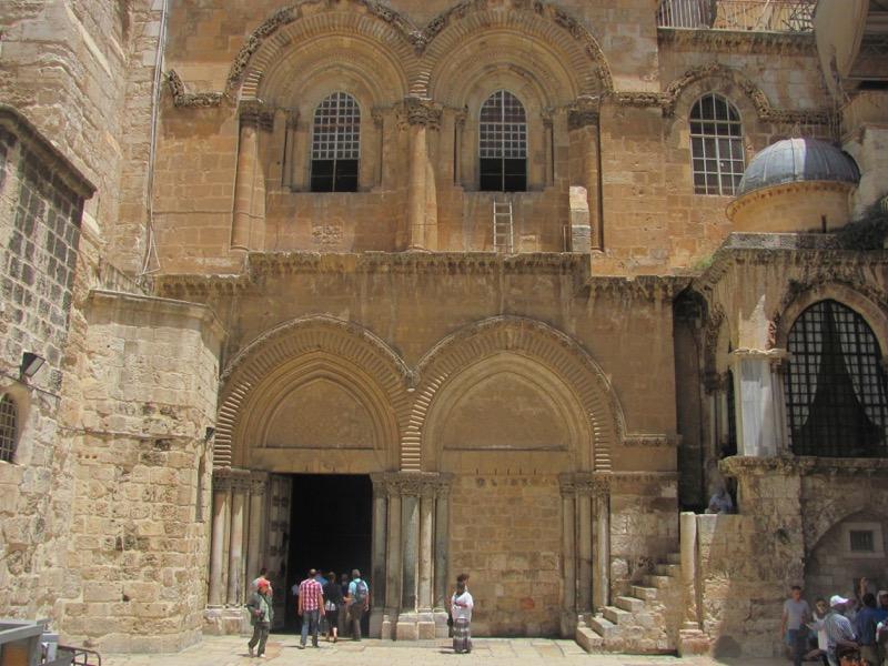 holy sepulcher jerusalem